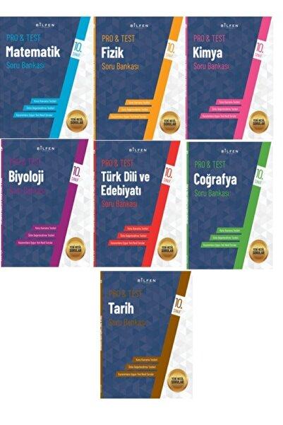 Bilfen Yayıncılık Pro Test 10. Sınıf Tüm Dersler Soru Bankası