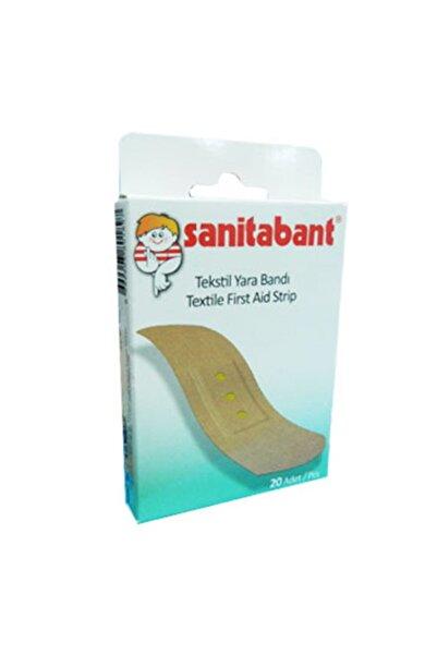 Sanita Bant Yara Bandı 20 li Tekstil
