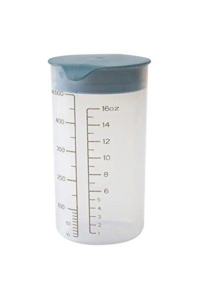 IKEA Standardmatt Shaker Mutfak Ölçü Kabı Plastik 500ml