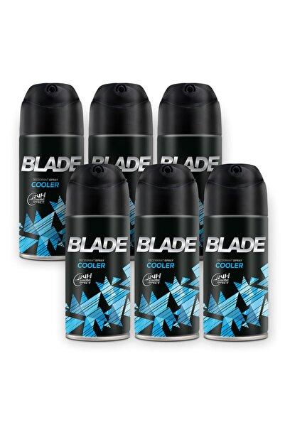 Blade Cooler Erkek Deodorant 6x150ml