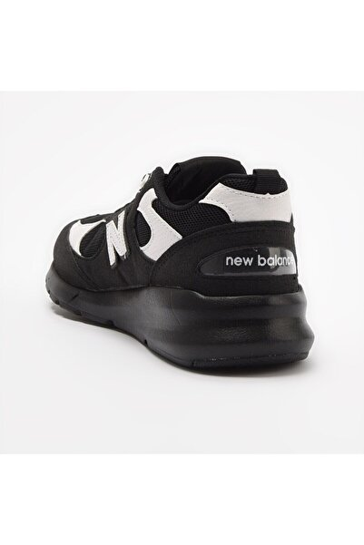 New Balance Nb Lifestyle Womens Shoes Siyah Beyaz Günlük Ayakkabı - Ws109bss