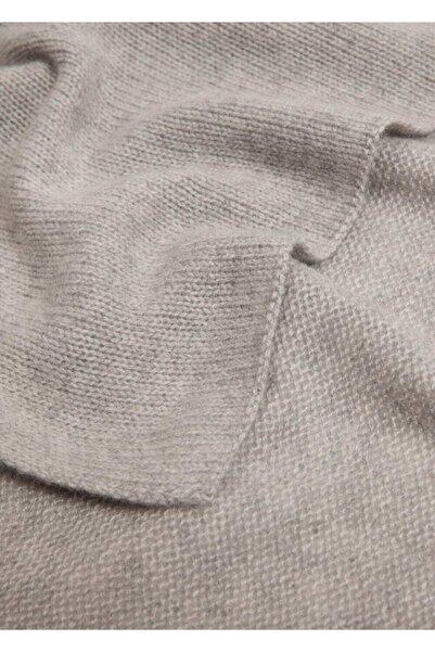 MANGO Woman %100 Kaşmir Fular