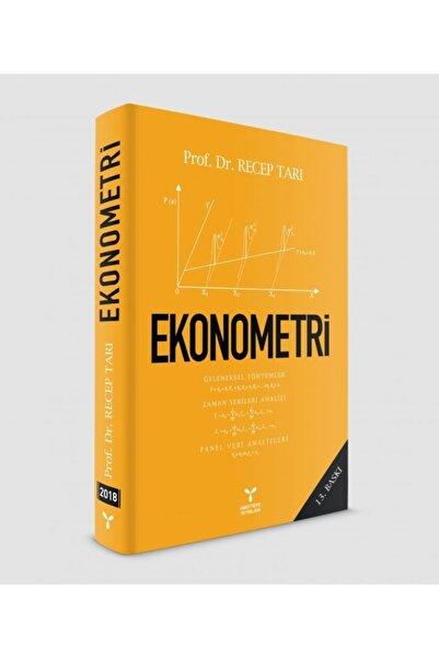 Umuttepe Yayınları Ekonometri