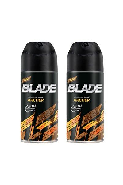 Blade Archer Erkek Deodorant 2x150ml