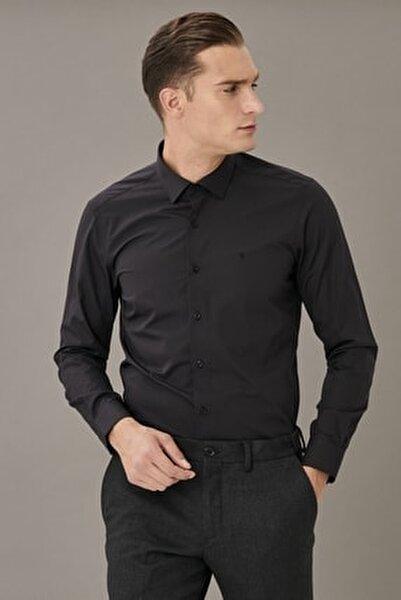 Tailored Slim Fit Klasik Yaka Gömlek