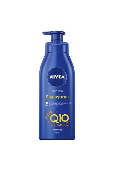 Nivea Q10 Sıkılaştrıcı Vücut Sütü 400 Ml