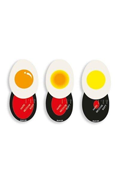 Gondol Dublör Yumurta Zamanlayıcı Egg Timer Pişirme Haşlama Süresi Aparatı Zaman Ayarlama Göstergesi