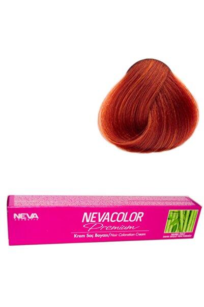 Neva Color Nevacolor Tüp Boya 7.44 Yoğun Bakır