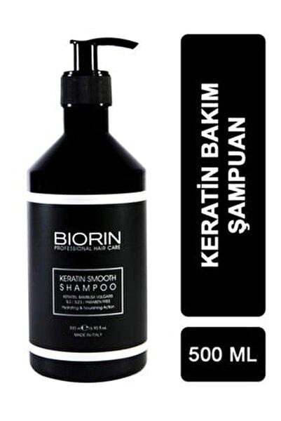 Keratin Smooth Shampoo 500 Ml