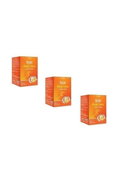 Ocean Orzax Vitamin C 1000 Mg 30 Tablet 3 Adet
