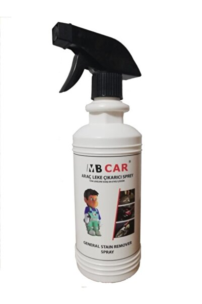 MB CAR Cleaner Genel Leke Çıkarıcı Sprey