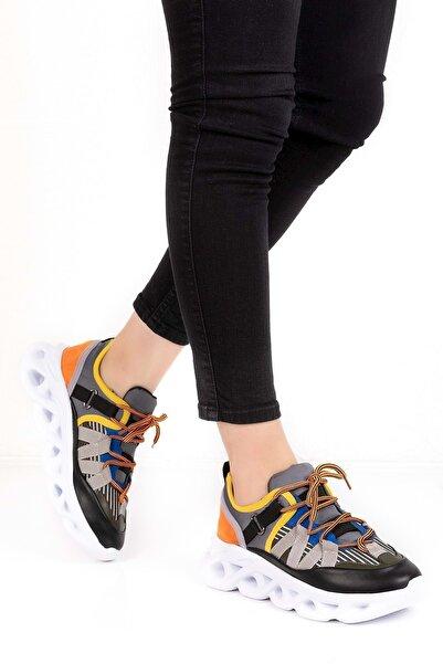 Gondol Athletic Rahat Renkli Rahat Sneaker Tyr.105 - Multi - 39