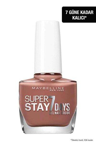 Maybelline New York Maybelline Sstay 7d Cıty Nudes Nu 888 Brıck -oje-