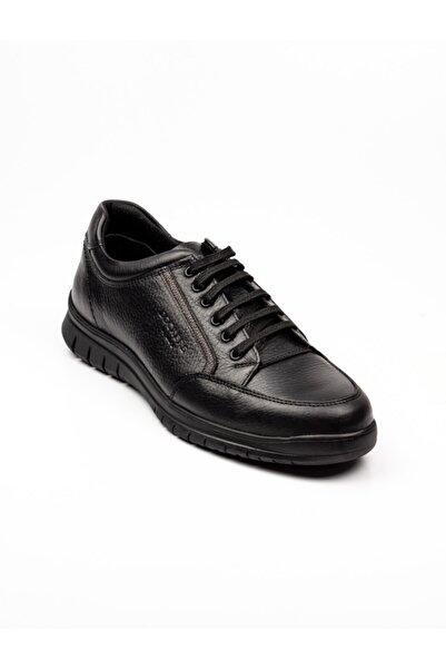 Dockers By Gerli Dockers 229138 Siyah Deri Erkek Günlük Ayakkabı Siyah-42