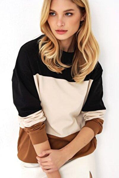Trend Alaçatı Stili Sweatshirt