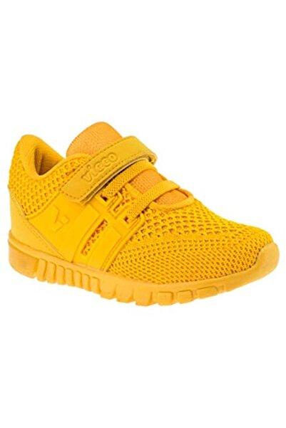 Vicco 313.18y.159 Işıklı Bebe Spor Ayakkabı Sarı 22-25