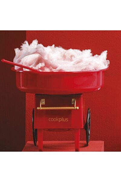 Cookplus Kırmızı Pamuk Şeker Makinesi