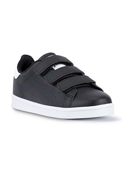Jump Unisex Çocuk Siyah Ayakkabı