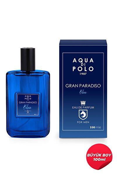 Aqua Di Polo 1987 Blue Edp 100 ml Erkek Parfüm  8682367054623
