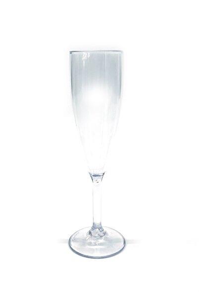 DMD FABRİKA Polikarbon Kırılmaz Meşrubat Bardağı 6'lı 180 cc