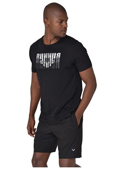 bilcee Siyah Erkek T-shirt  GS-8811