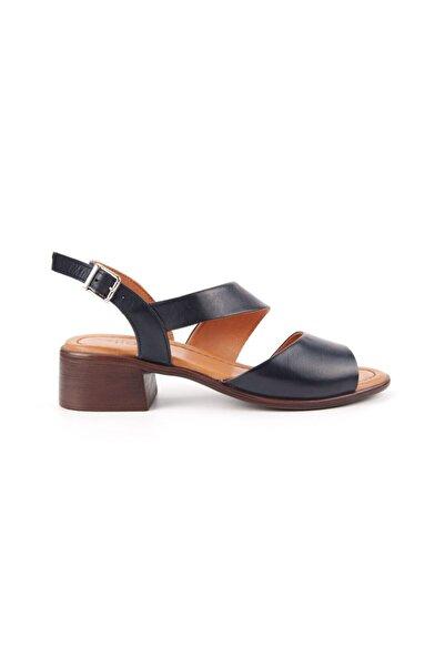 İloz Kadın Lacivert Sandalet 107904