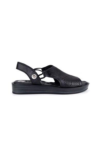 Mammamia Kadın Siyah Sandalet S1640