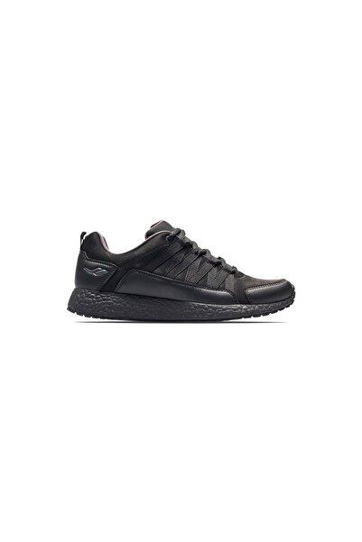 Lescon Kadın Siyah L-6609 Easystep Günlük Spor Ayakkabı