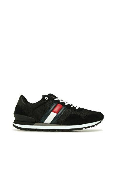 Tommy Hilfiger Siyah Erkek Sneakers 504398165