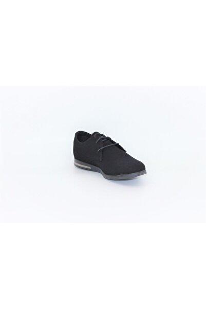 CONTEYNER Erkek Siyah Klasik Ayakkabı