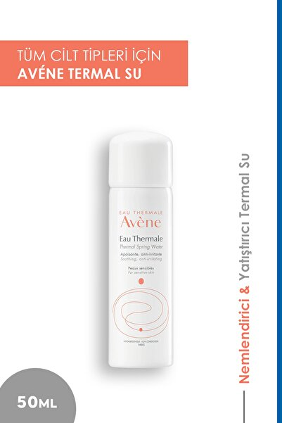 Avene Eau Thermale Spray 50 Ml (termal Su Spreyi)