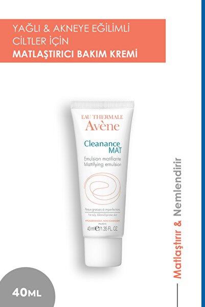Avene Cleanance Mat Emulsion Matifiante 40 Ml - Yağlı Ciltler Için Nemlendirici Krem