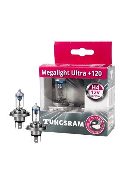 TUNGSRAM H4 Megalight Ultra +120% 60/55w