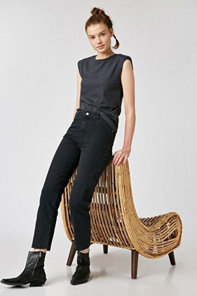 Koton Kadın Siyah Jeans 1KAK47026MD