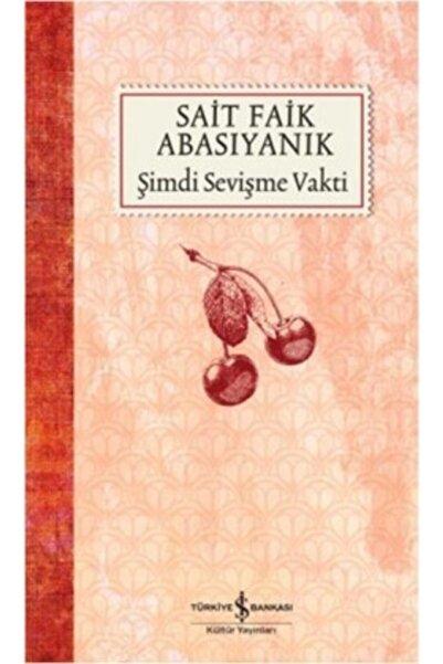 İş Bankası Kültür Yayınları Şimdi Sevişme Vakti