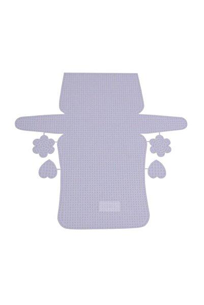 Simisso Beyaz Plastik Çanta Kanvası 7899