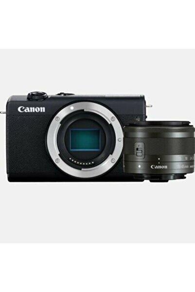 Canon EOS M200 + EF-M 15-45mm f/3.5-6.3 IS STM Fotoğraf Makinesi (Canon Eurasia Garantili)