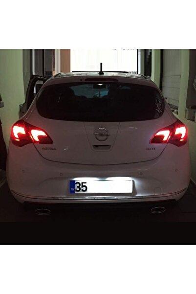 Photon Opel Astra J Led Plaka Aydınlatma Ampul Seti