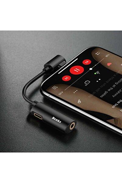 Benks Orijinal U40 Çift Giriş Şarj Ve Müzik Adaptörü