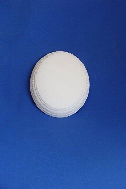 Güner Seramik Işlemeli Oval Pano-2