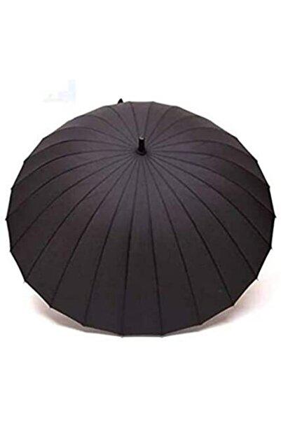Kinary Çoban Şemsiye Protokol 24 Telli Fiber Şemsiye 120 Cm