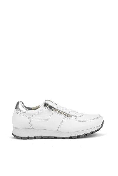 Ziya , Kadın Hakiki Deri Ayakkabı 10357 678 Beyaz