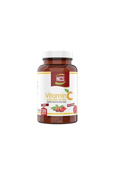 NCS Vitamin C 1000 Mg 120 Tablet Kuşburnu Beta Glukan C Vitamini