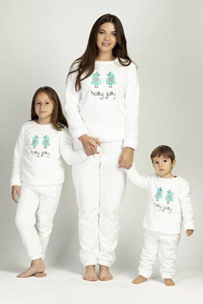 LILIAN Bırd Wellsoft Pijama Takımı (Anne ve Cocuklar Ayrı Ayrı Satılır)