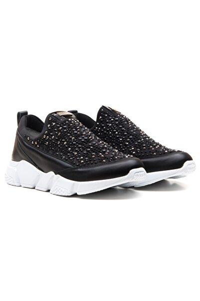 Ferre Kadın Siyah Collezione Günlük Ayakkabı