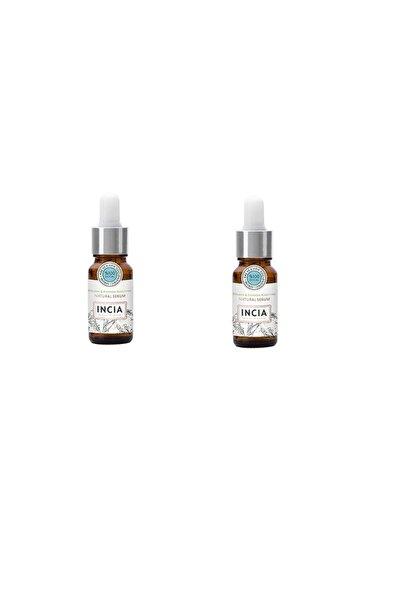 Incia Doğal Argan Yağlı Kaş Ve Kirpik Serumu 10 ml*2