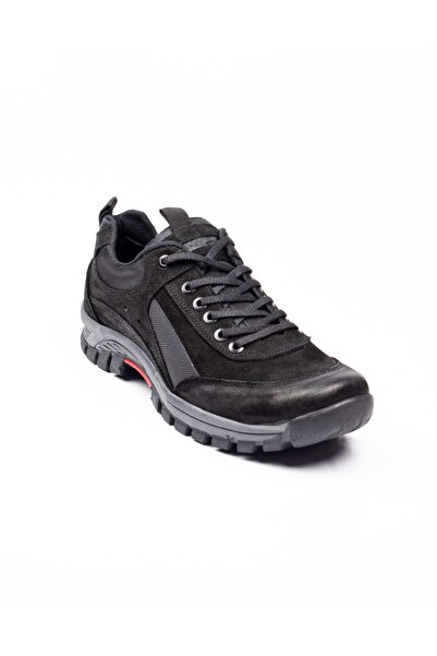 Bulldozer Erkek Siyah Outdoor Ayakkabı