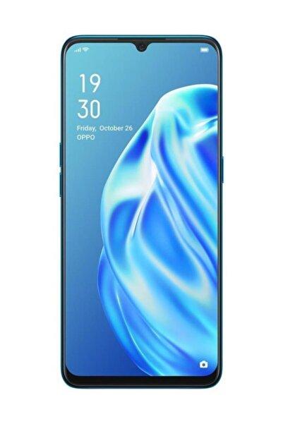 Oppo A91 128gb Çarpıcı Mavi Türkiye Garantili  Cep Telefonu