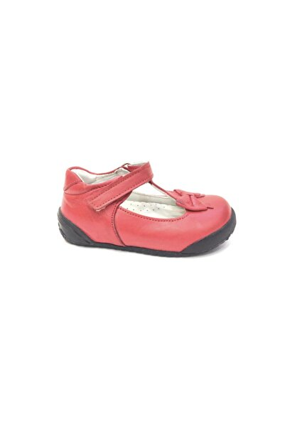 Toddler Kız Çocuk Kırmızı Günlük Ayakkabı