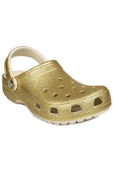 Crocs Unisex Altın Terlik